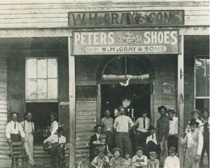 W.H. Gray and Sons General Store